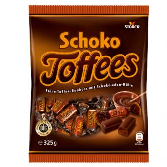 Storck Schoko Toffee 325g Beutel