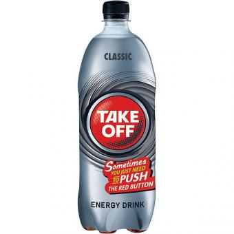 Take Off Energy Drink  6x 1,0l
