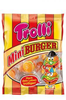 Trolli Mini Burger 8x 170g