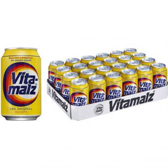 Vitamalz 24x 0,33l EINWEG Dose