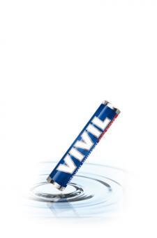 Vivil Pfefferminz blau ohne Zucker 30x 27g