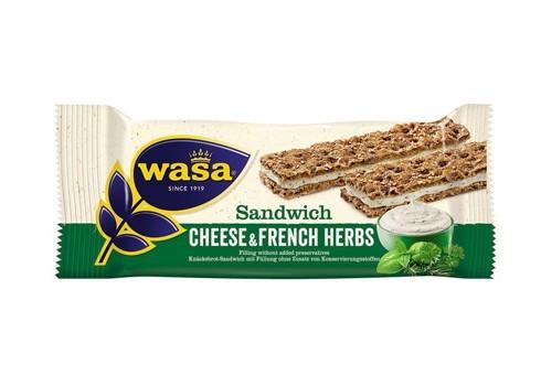 Wasa Sandwich Französische Kräuter 24x 30g