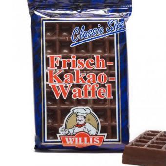 Willis Frisch Kakao Waffel 48x 55g