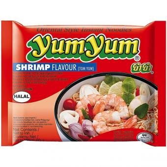 Yum Yum Shrimps 10x 60g
