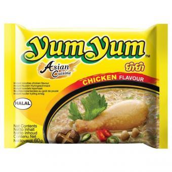 Yum Yum Chicken/Huhn 10x 60g