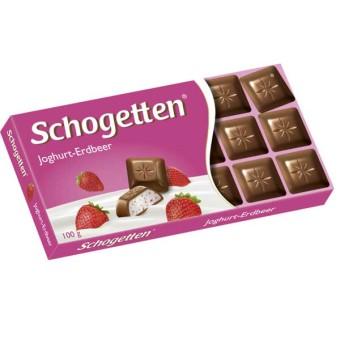 Schogetten Joghurt-Erdbeere 15x 100g