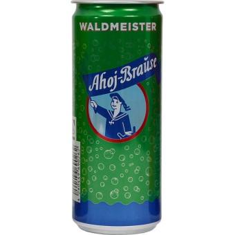 Ahoj Brause Waldmeister 12 EINWEG Dosen 0,33l