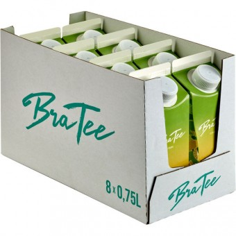 BraTee Zitrone 8x 0,75l