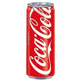 Coca Cola 24x 0,33L EINWEG Dose