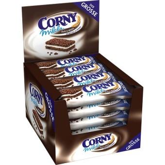 Schwartau Corny Milch Dark & White 24x 40g