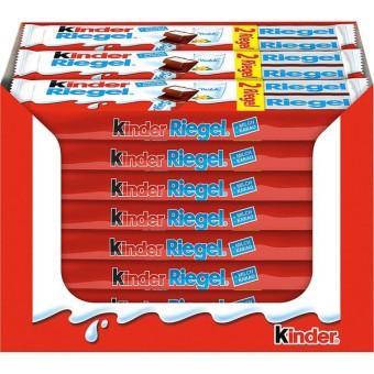 Ferrero Kinder Schoko Riegel 24x 2er