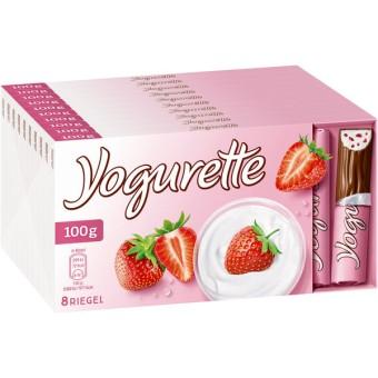 Ferrero Yogurette 8 Riegel 10x 100g
