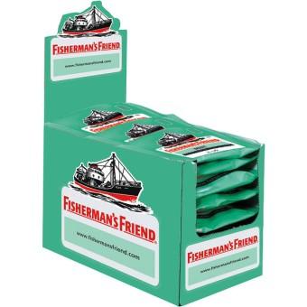 Fishermans Friend Mint / grün 24x 25g