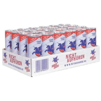 Flying Horse Energy Drink 24x 0,25l EINWEG