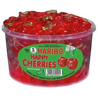 Haribo Happy Cherries / Kirschohrringe 150 Stück