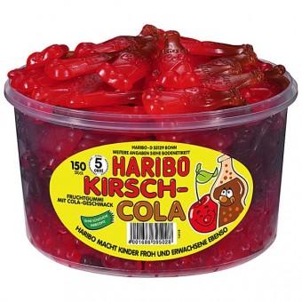 Haribo Kirsch Cola 150 Stück