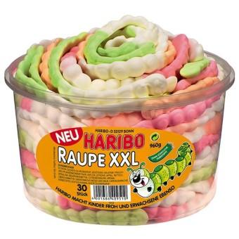 Haribo Raupe XXL 30 Stück