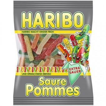 Haribo Saure Pommes 24x 100g