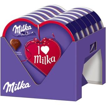 I love Milka Haselnusscrème 12x 44g