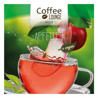 Incup Coffee Lounge Apfeltee (vegan) Stange a 25 Becher