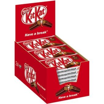 Kitkat 24 Schokoriegel 41,5g