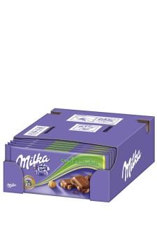 Milka Ganze Haselnüsse 17 Tafeln 100g