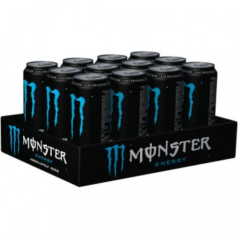 Monster Absolutely Zero 12 EINWEG Dosen 0,5l