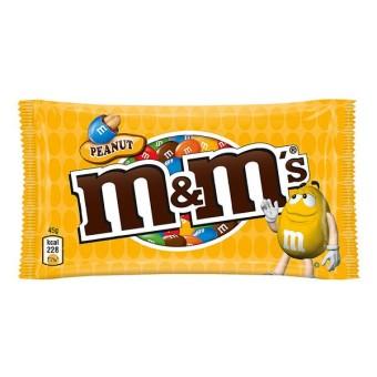 m&m's Peanut 24 Beutel 45g