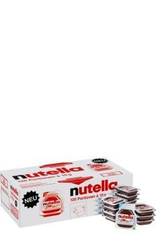 Ferrero Nutella Portionspackungen 120x 15g