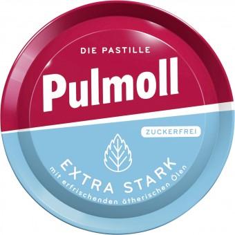 Pulmoll extra stark ohne Zucker 10x 50g