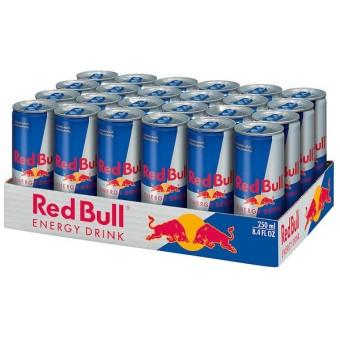 Red Bull Energy Drink 24x 0,25l EINWEG