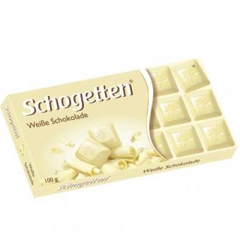 Schogetten Weiße Schokolade 15x 100g