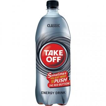 Take Off Energy Drink  6x 1,0l EINWEG
