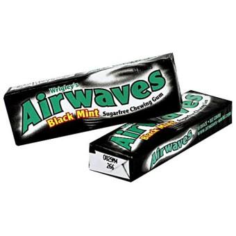 Wrigley Airwaves Black Mint 30 x 14g