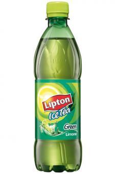 lipton ice tea green limone 6x 0 5l flasche g nstig online bestellen. Black Bedroom Furniture Sets. Home Design Ideas