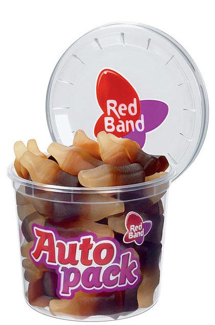 Red Band Cola Fläschchen 12x 200g