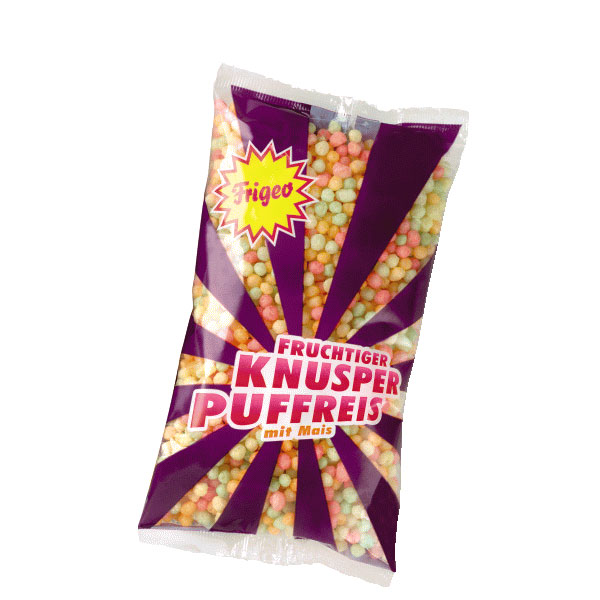 Frigeo Maxi-Knusper-Puffreis 15x 80g