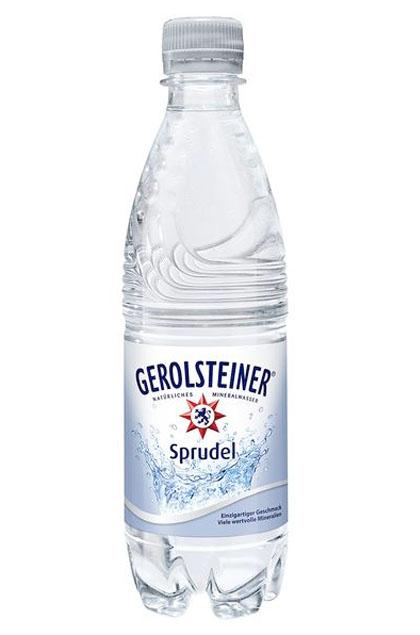 Gerolsteiner Sprudel 24x 0,5l
