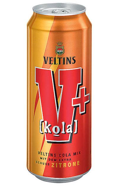 Veltins V + Kola 24x 0,5L Dose