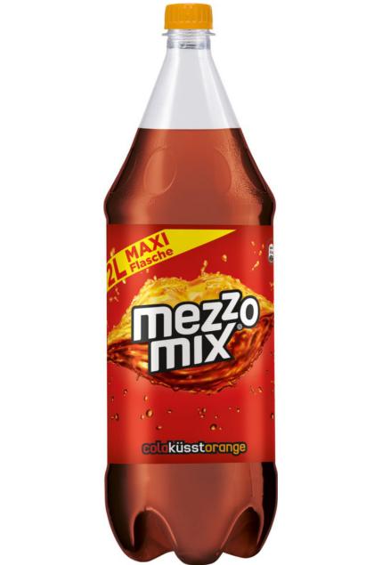 Mezzo Mix PET 6x 2L Flasche