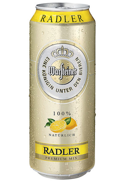 warsteiner radler 2 5 vol 24x 0 5l dose. Black Bedroom Furniture Sets. Home Design Ideas