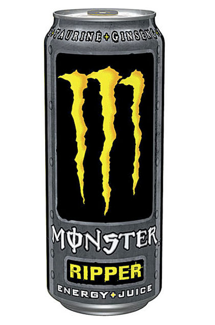 Monster Ripper Energy + Juice 12x 0,5l