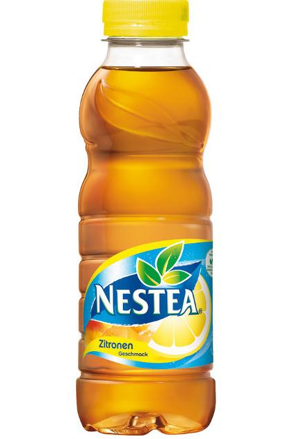 Nestea Zitrone 12x 0,5L Flasche  PET