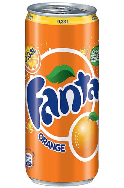 Fanta Orange 24x 0,33l
