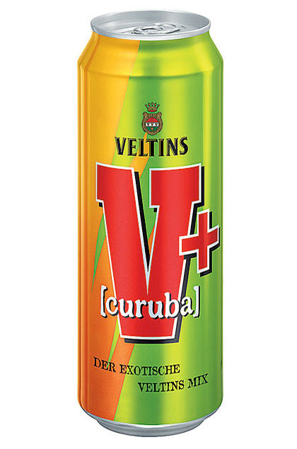 Veltins V + Curuba 24x 0,5L Dose