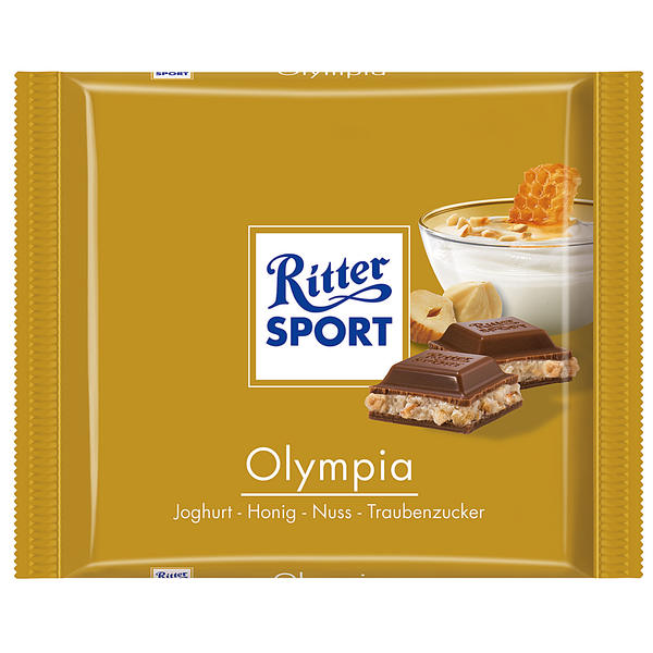 Ritter Sport Olympia 12x 100g
