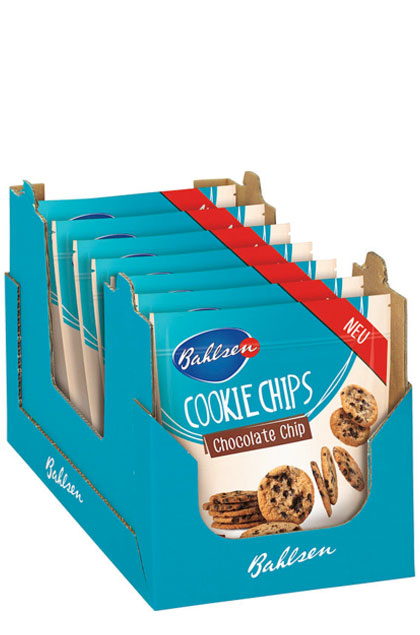 Bahlsen Cookie Chips Chocolate Chips 7x 130g