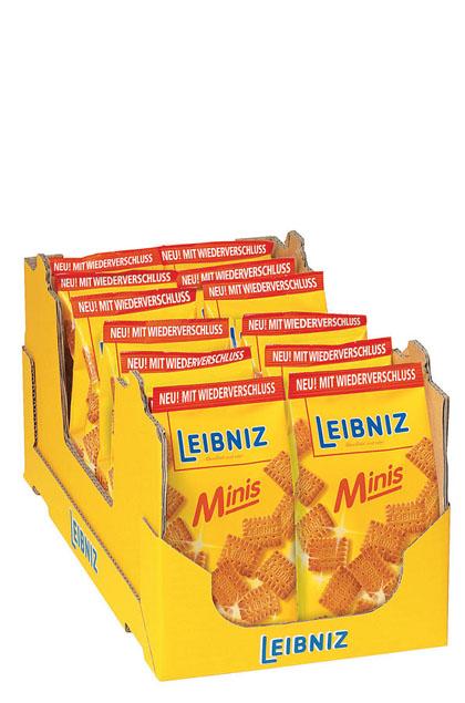 Bahlsen Butter Leibniz Mini 12x 150g