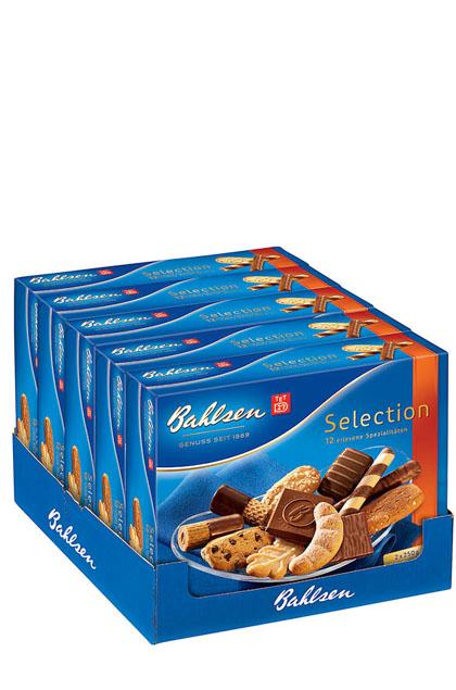 Bahlsen Selection 5x 500g