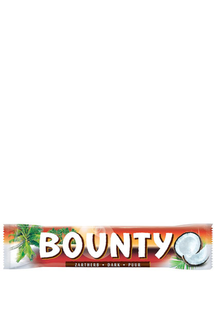 Bounty zartherb 24 Schokoriegel 57g